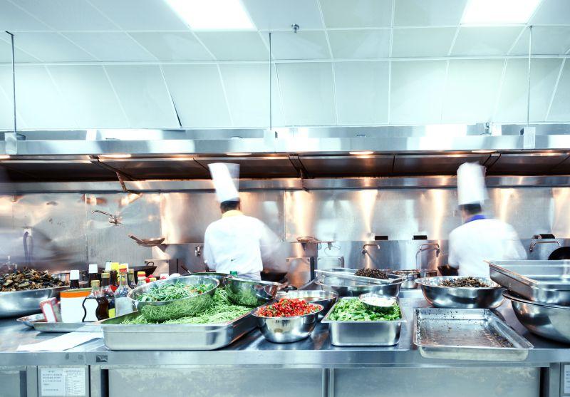 team kitchen
